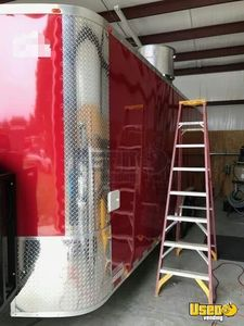 2017 American Trailer Pros Kitchen Food Trailer Awning California for Sale