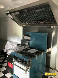 2017 American Trailer Pros Kitchen Food Trailer Stovetop California for Sale