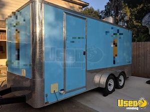 2017 Anvil All-purpose Food Trailer Air Conditioning Texas for Sale