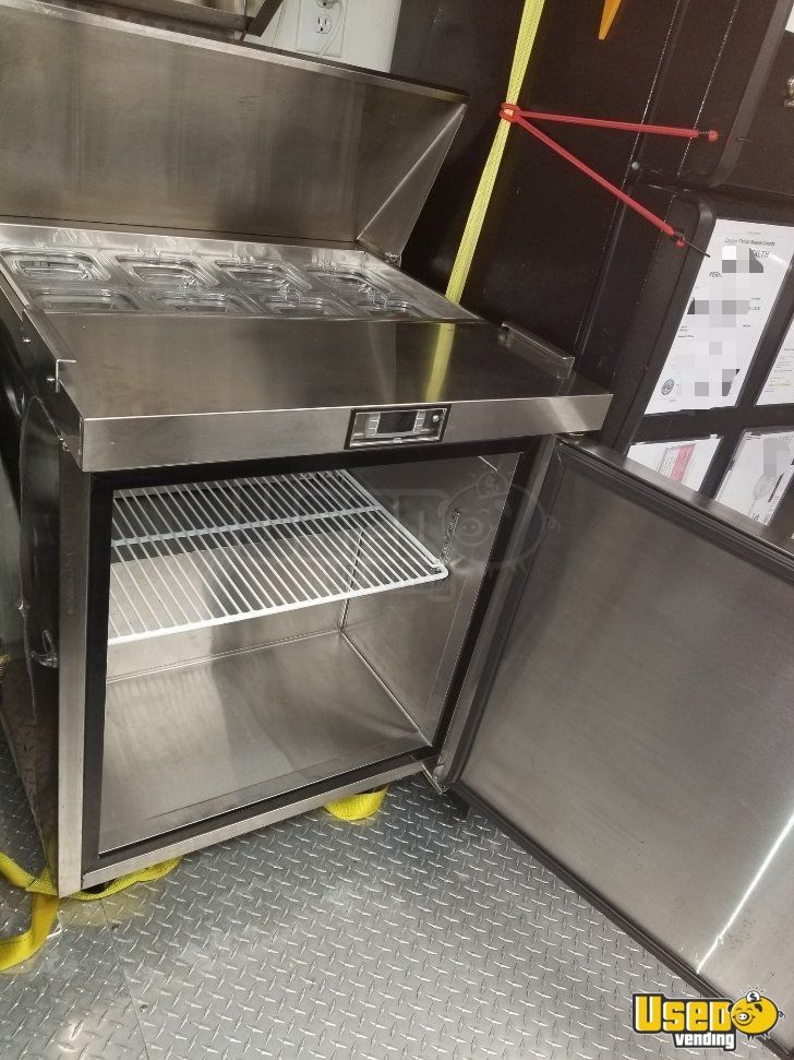 2017 Anvil Trailer All-purpose Food Trailer Interior Lighting Texas for Sale - 16