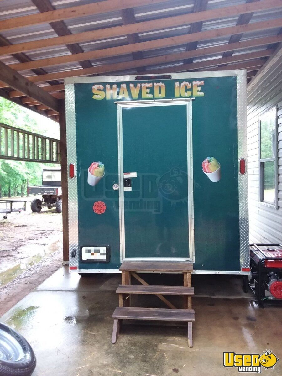 2017 Arising Sun Trailer Snowball Trailer Air Conditioning Georgia for Sale - 2