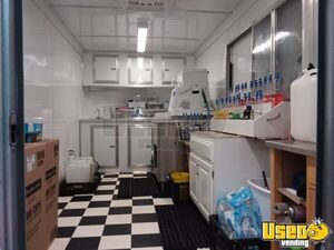 2017 Arising Sun Trailer Snowball Trailer Cabinets Georgia for Sale