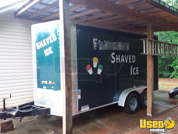 2017 Arising Sun Trailer Snowball Trailer Georgia for Sale