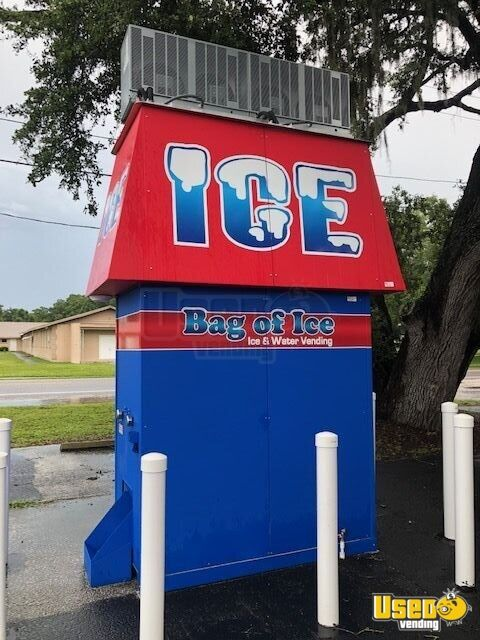 2017 Bag Of Ice Model 500 Bagged Ice Machine 3 Florida for Sale - 3