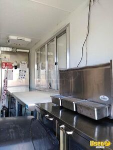 2017 Bakery And Kitchen Food Trailer Bakery Trailer Stainless Steel Wall Covers Florida for Sale
