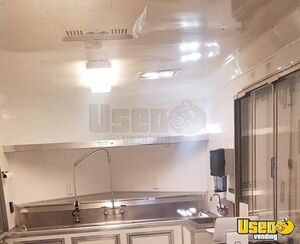 2017 Barbecue Concession Trailer Barbecue Food Trailer Exterior Customer Counter Nevada for Sale