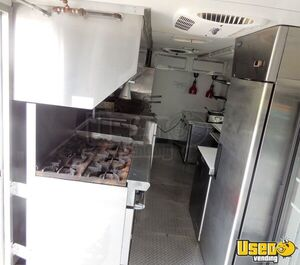 2017 Barbecue Concession Trailer Kitchen Food Trailer Cabinets Florida for Sale