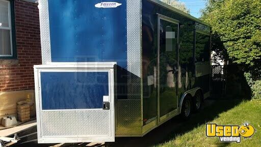 2017 Beverage And Coffee Concession Trailer Beverage - Coffee Trailer Utah for Sale
