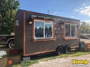 2017 Beverage - Coffee Trailer Air Conditioning Missouri for Sale