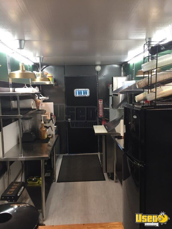 2017 Beverage - Coffee Trailer Concession Window Rhode Island for Sale - 2
