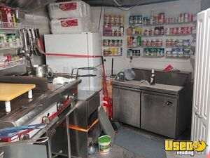 2017 Catering And Kitchen Food Concession Trailer Kitchen Food Trailer Deep Freezer Florida for Sale