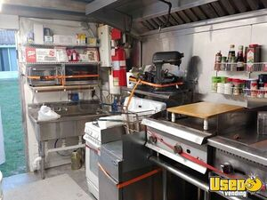2017 Catering And Kitchen Food Concession Trailer Kitchen Food Trailer Exterior Customer Counter Florida for Sale