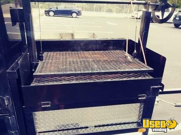 2017 Chef Open Bbq Smoker Trailer Chargrill Florida for Sale - 3