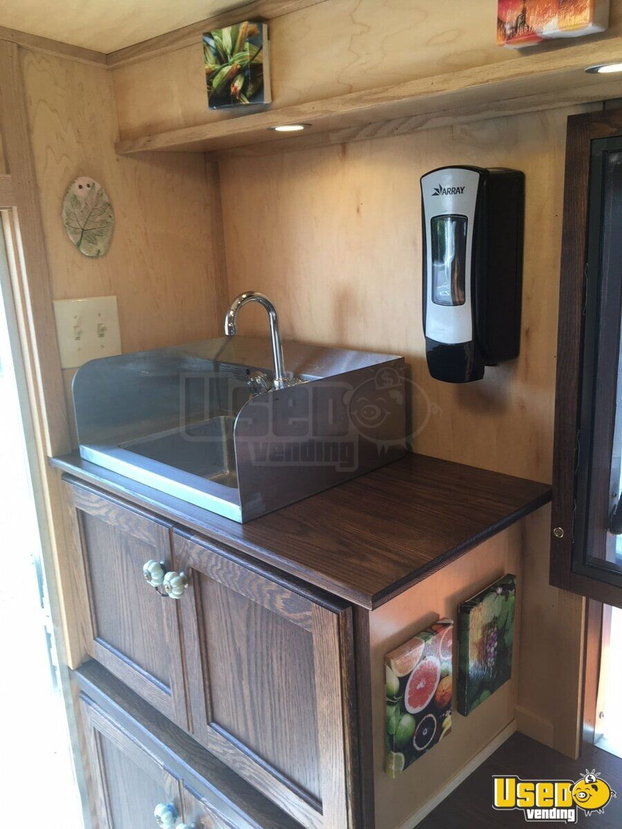 2017 Coffee Trailer 8 Wisconsin for Sale - 8