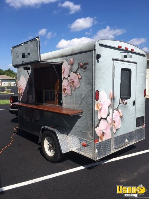 2017 Coffee Trailer Wisconsin for Sale