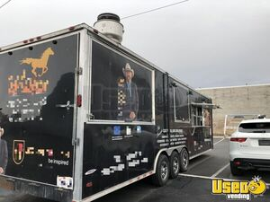 2017 Concession Barbecue Food Trailer Utah for Sale
