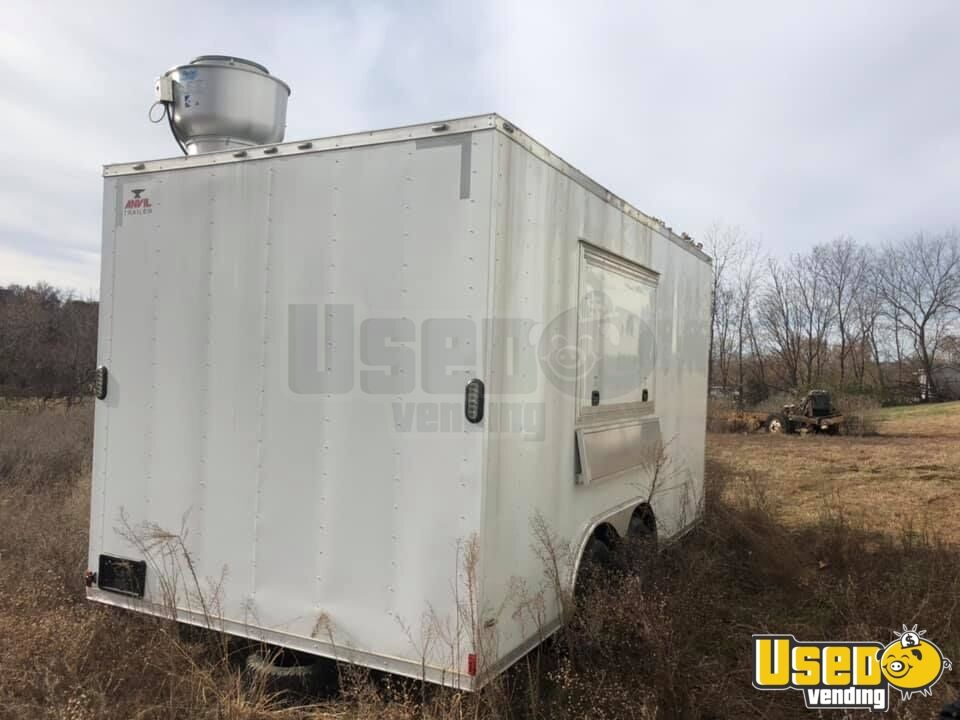 2017 Concession Trailer Cabinets Missouri for Sale - 4
