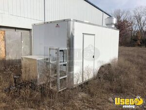 2017 Concession Trailer Concession Window Missouri for Sale