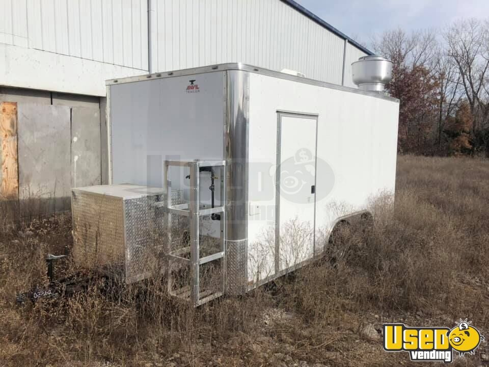 2017 Concession Trailer Concession Window Missouri for Sale - 3