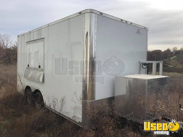 2017 Concession Trailer Missouri for Sale