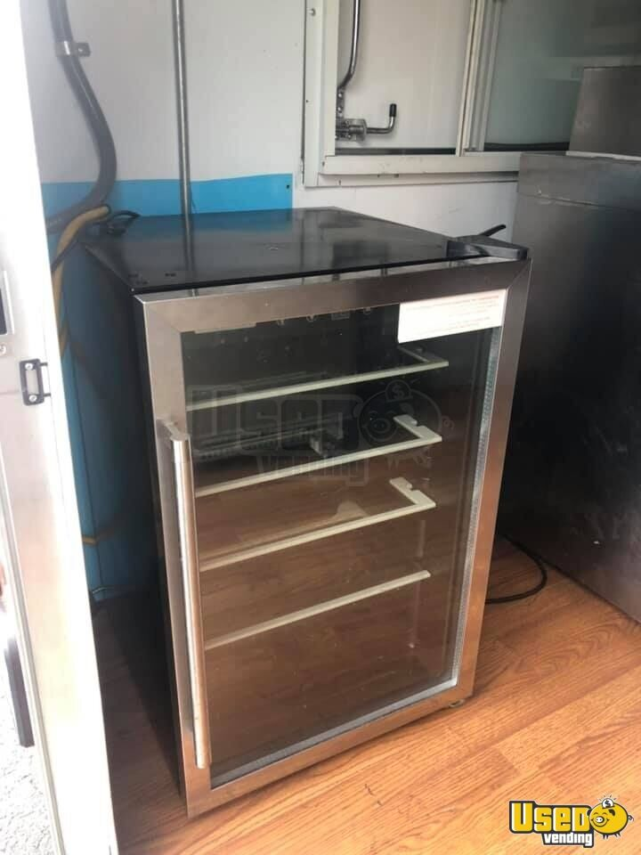 2017 Concession Trailer Refrigerator Ohio for Sale - 5