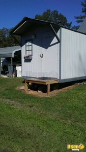 8' x 12' Tiny House or Mobile Business Building for Sale in Alabama!