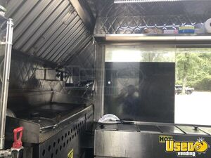 2017 Custom Sales Model 650 Kitchen Food Trailer Insulated Walls South Carolina for Sale