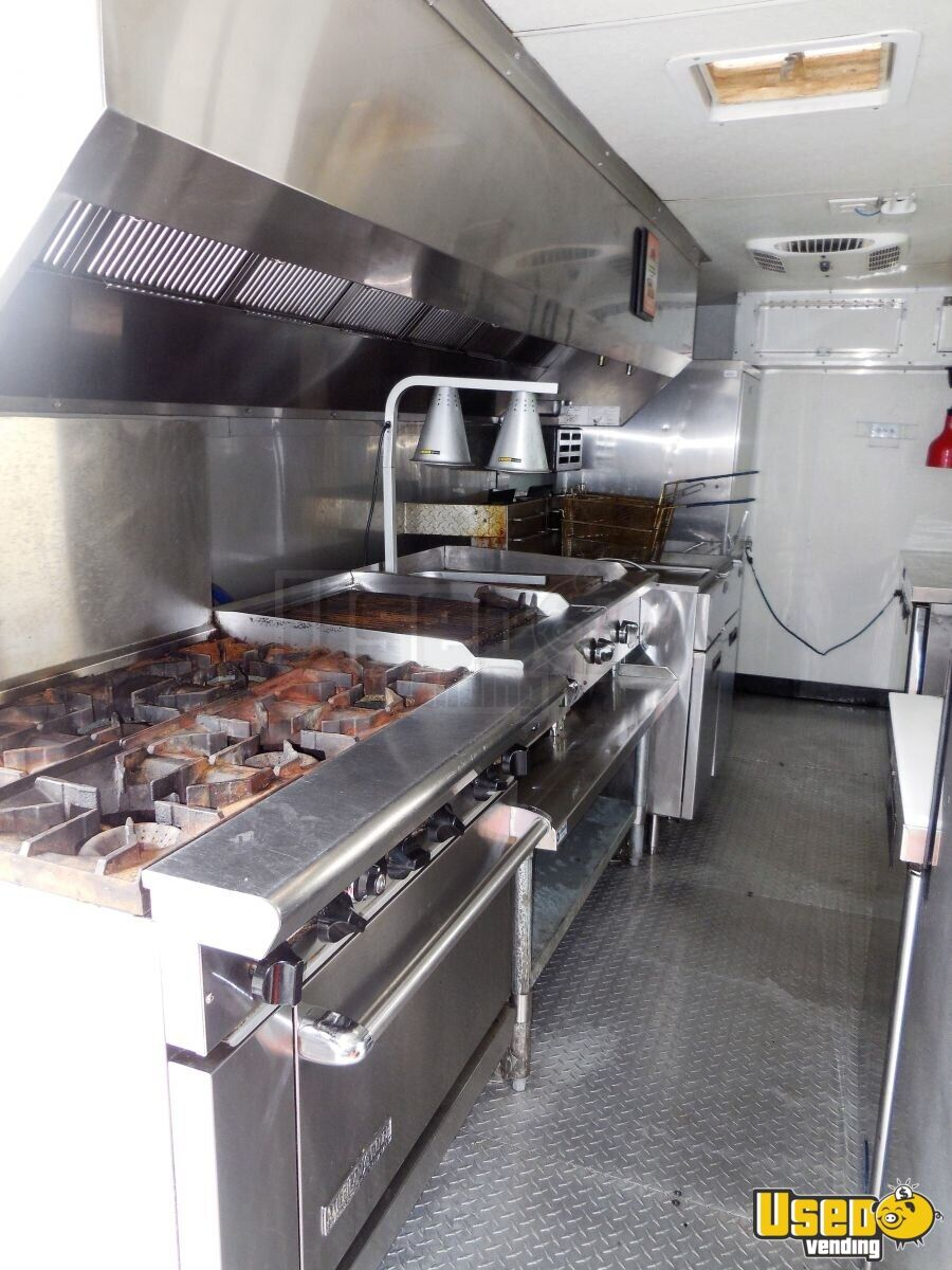 2017 Custome Kitchen Food Trailer Awning Florida for Sale - 7
