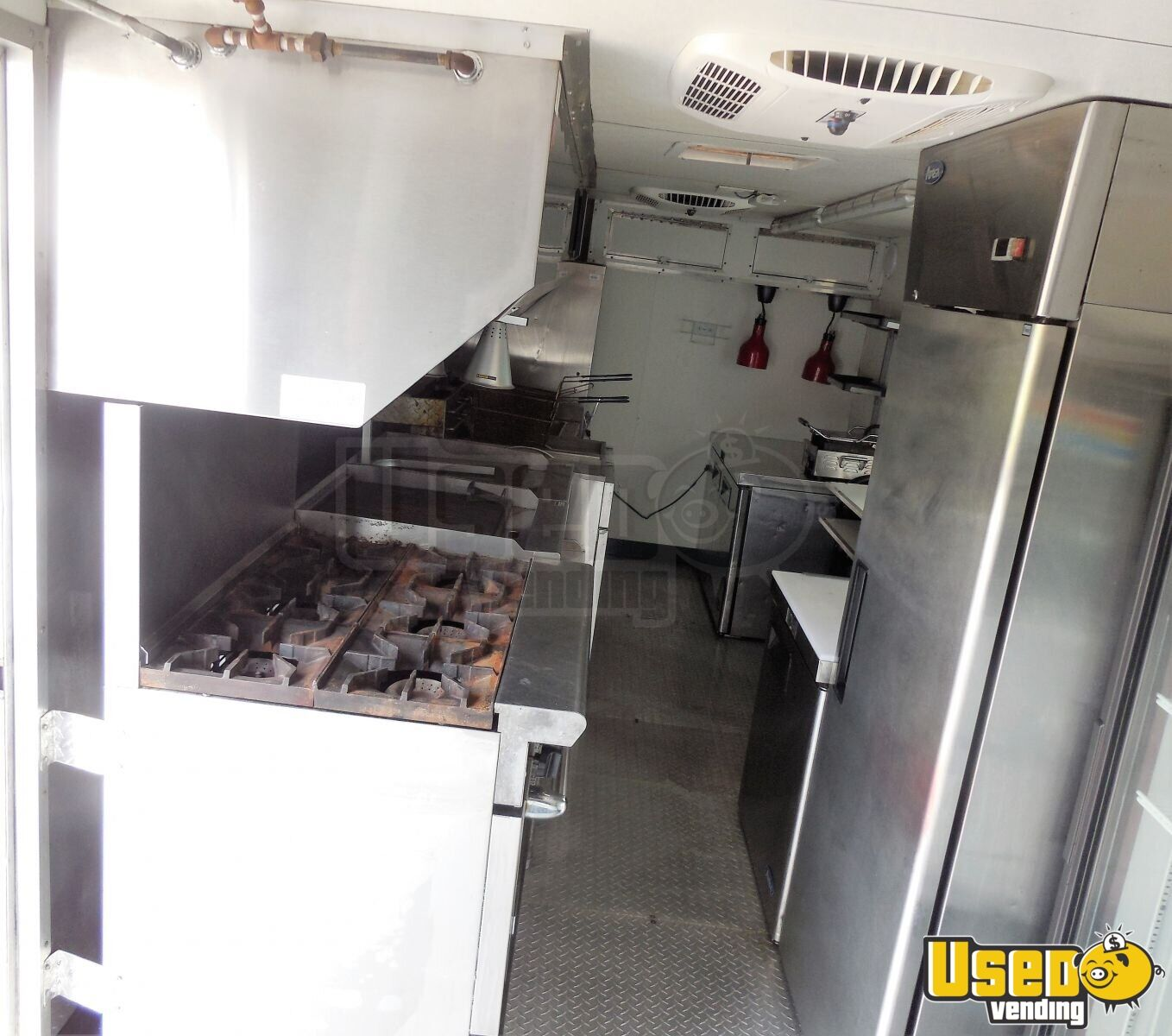2017 Custome Kitchen Food Trailer Cabinets Florida for Sale - 6