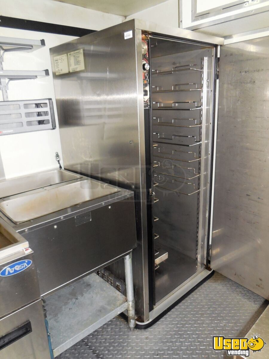 2017 Custome Kitchen Food Trailer Oven Florida for Sale - 17