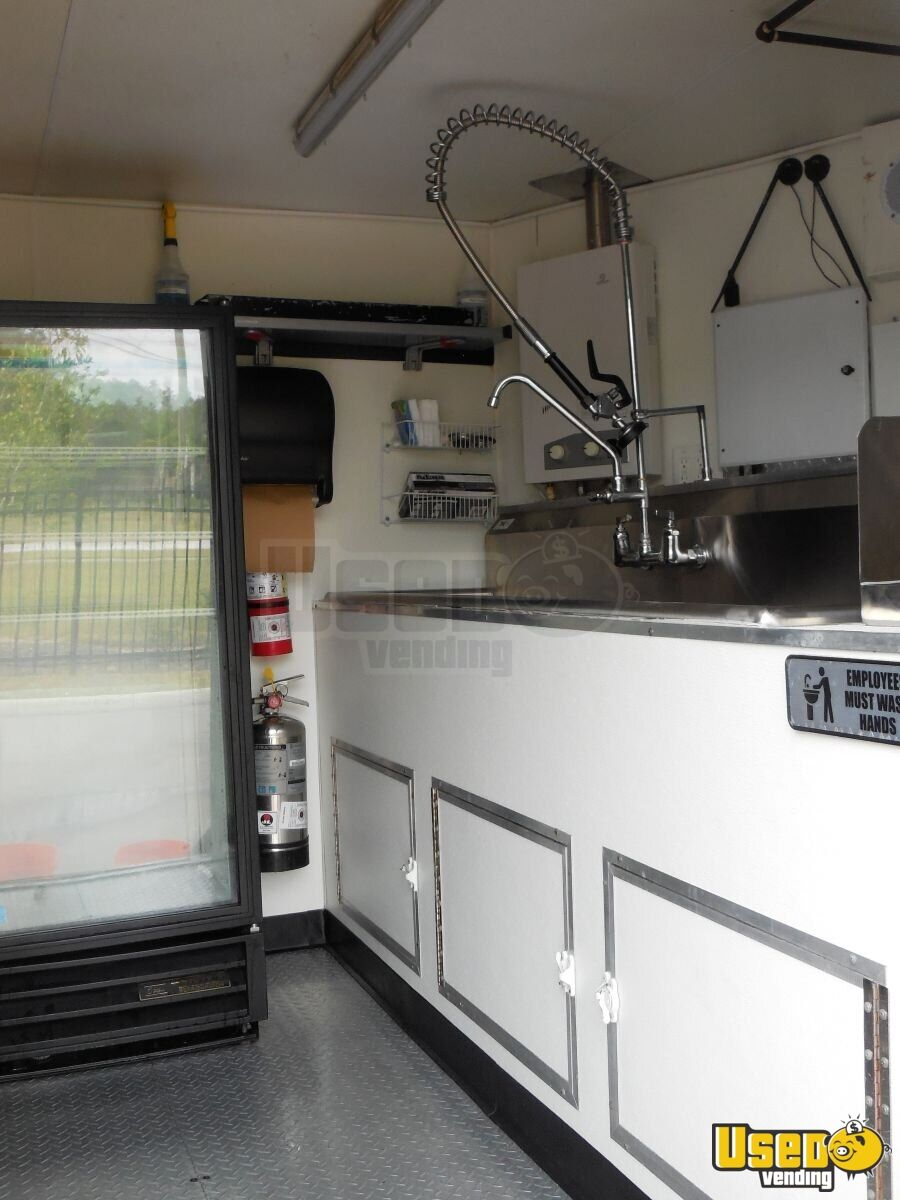 2017 Custome Kitchen Food Trailer Shore Power Cord Florida for Sale - 10