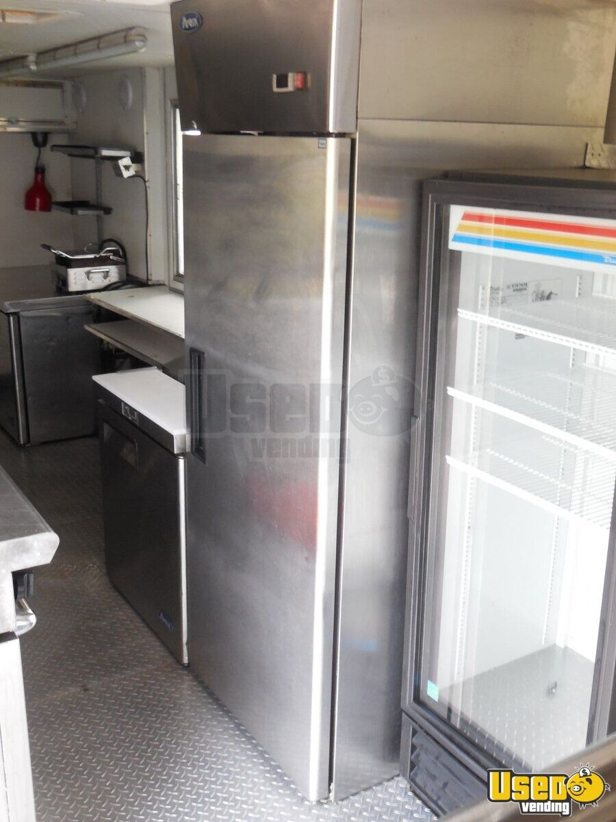 2017 Custome Kitchen Food Trailer Stovetop Florida for Sale - 16