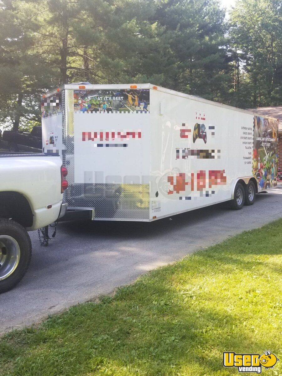 2017 Cynergy 24c Party / Gaming Trailer Cabinets Maryland for Sale - 3