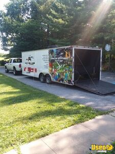 2017 Cynergy 24c Party / Gaming Trailer Generator Maryland for Sale