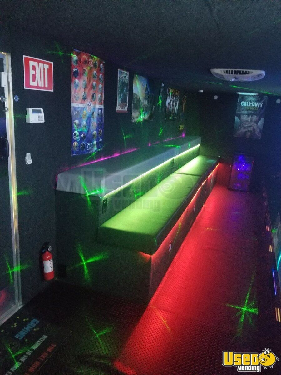 2017 Cynergy 24c Party / Gaming Trailer Gfi Outlets Maryland for Sale - 9