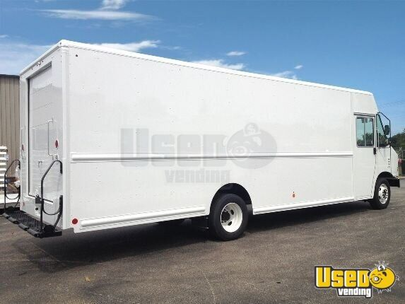 2017 F59 Stepvan Air Conditioning Illinois Gas Engine for Sale - 2