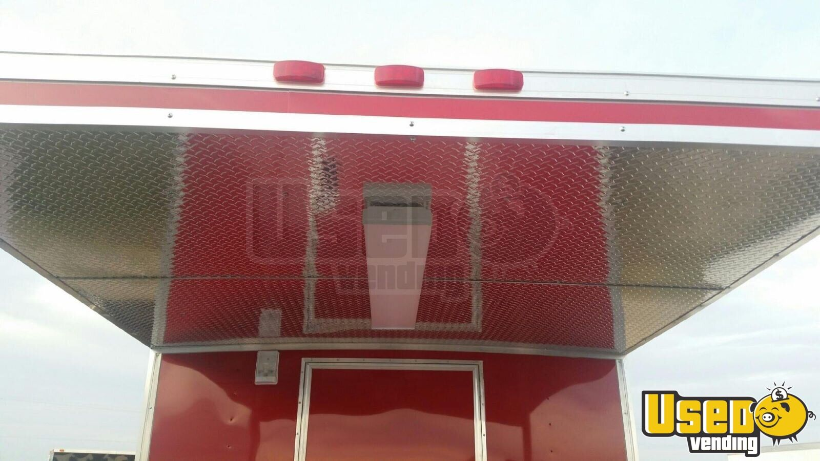 2017 Food Concession Trailer Concession Trailer Cabinets Texas for Sale - 4