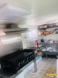 2017 Food Concession Trailer Concession Trailer Exhaust Hood North Dakota for Sale