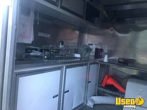 2017 Food Concession Trailer Concession Trailer Triple Sink Oklahoma for Sale