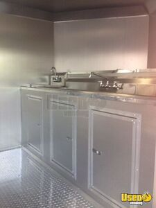 2017 Food Concession Trailer Kitchen Food Trailer 20 Texas for Sale