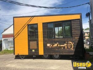 2017 Food Concession Trailer Kitchen Food Trailer Air Conditioning Montana for Sale