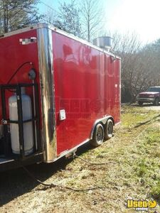 2017 Food Concession Trailer Kitchen Food Trailer Concession Window Georgia for Sale