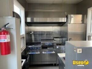 2017 Food Concession Trailer Kitchen Food Trailer Fire Extinguisher Montana for Sale