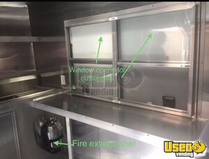 2017 Food Concession Trailer Kitchen Food Trailer Insulated Walls Tennessee for Sale