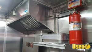2017 Food Concession Trailer Kitchen Food Trailer Propane Tank Wyoming for Sale