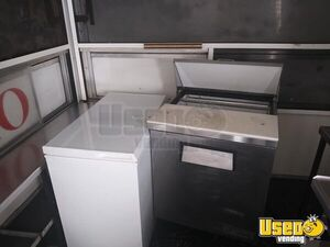 2017 Food Concession Trailer Kitchen Food Trailer Stainless Steel Wall Covers Louisiana for Sale