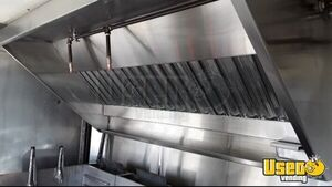 2017 Food Concession Trailer Kitchen Food Trailer Stainless Steel Wall Covers Texas for Sale