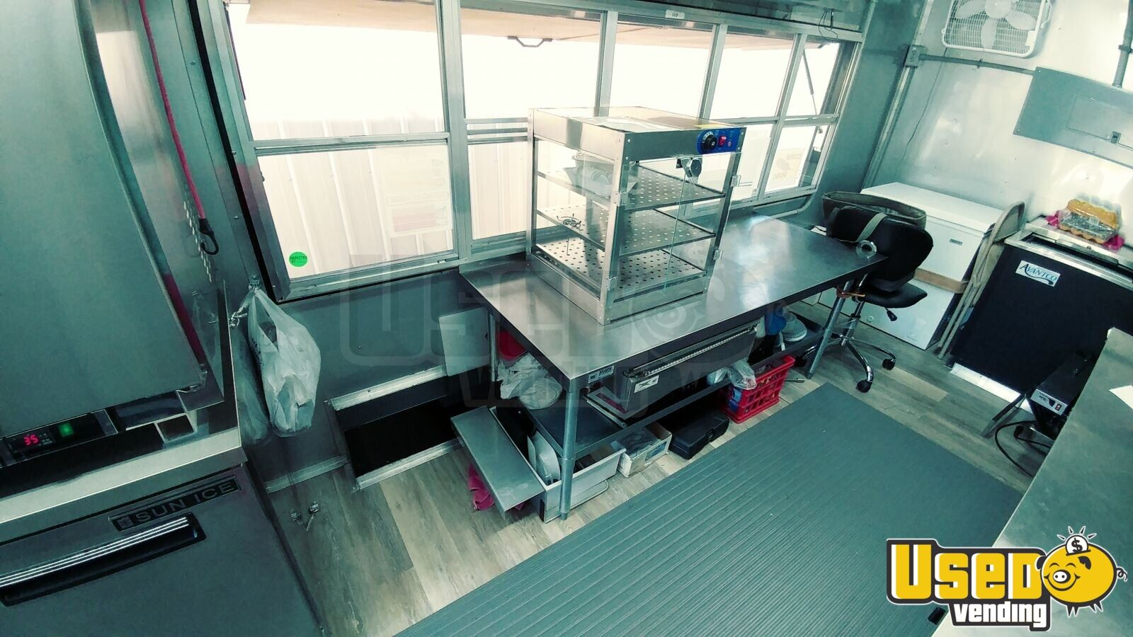 2017 Freedom Trailer All-purpose Food Trailer Fryer Maryland for Sale - 11