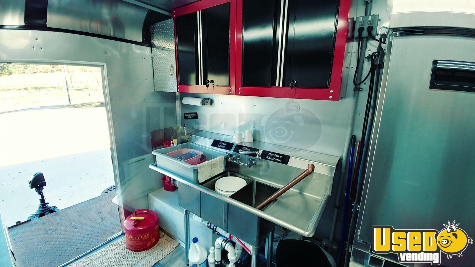 2017 Freedom Trailer All-purpose Food Trailer Hot Dog Warmer Maryland for Sale - 16