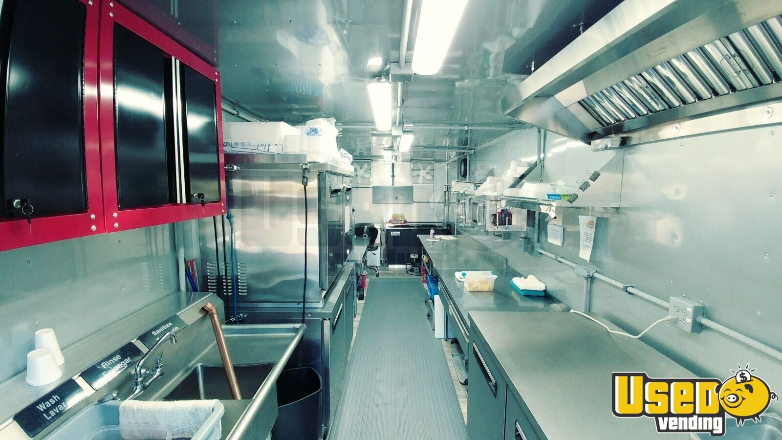 2017 Freedom Trailer All-purpose Food Trailer Insulated Walls Maryland for Sale - 5